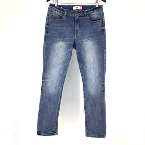 Cabi Clothing High Straight Jeans #3509, 8